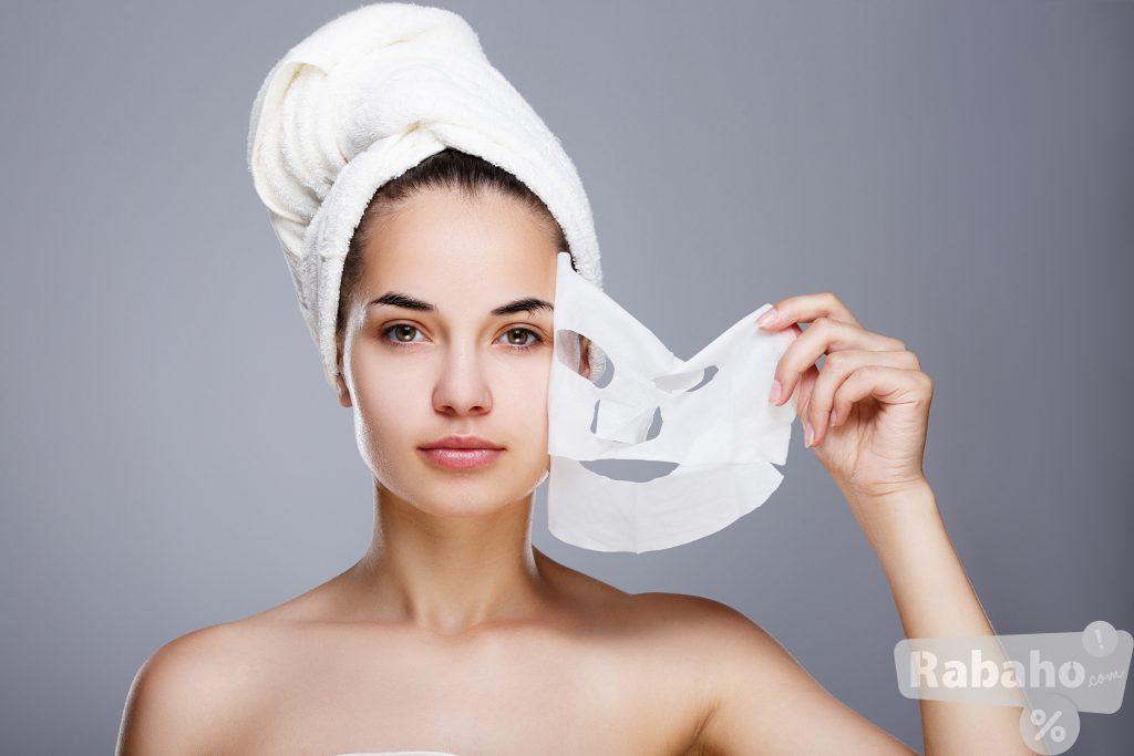 kako se koristi maska za lice